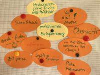 """Workshop """"Aufräumen mit System"""""""