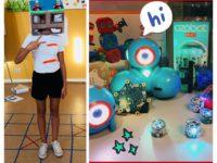 Familien-Roboter-Workshop am Samstag