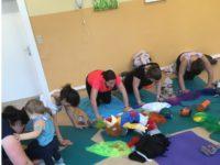 Workout für Mamas mit Baby